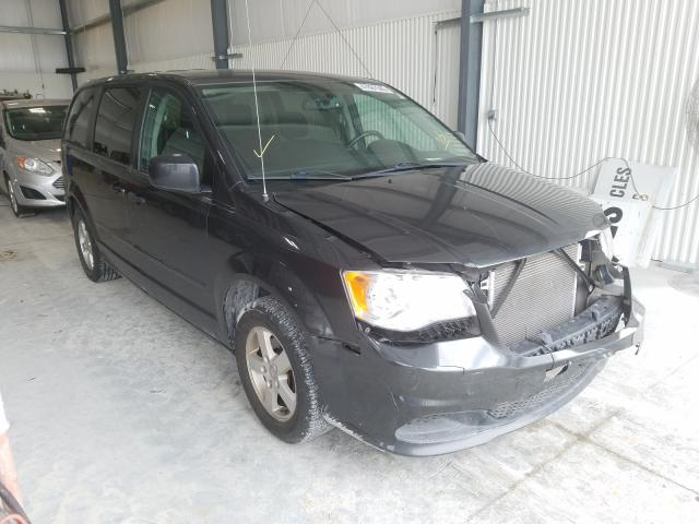 Salvage cars for sale from Copart Greenwood, NE: 2011 Dodge Grand Caravan