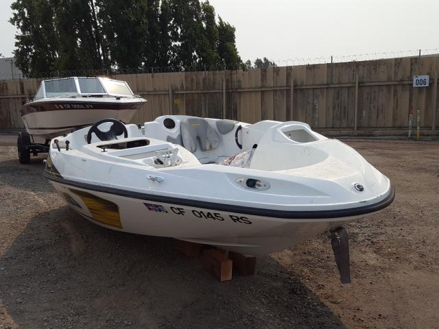 Seadoo salvage cars for sale: 2007 Seadoo 150