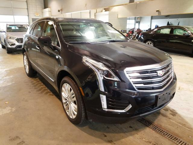Cadillac XT5 Premium salvage cars for sale: 2019 Cadillac XT5 Premium