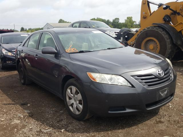 Salvage cars for sale from Copart Columbia Station, OH: 2007 Toyota Camry CE