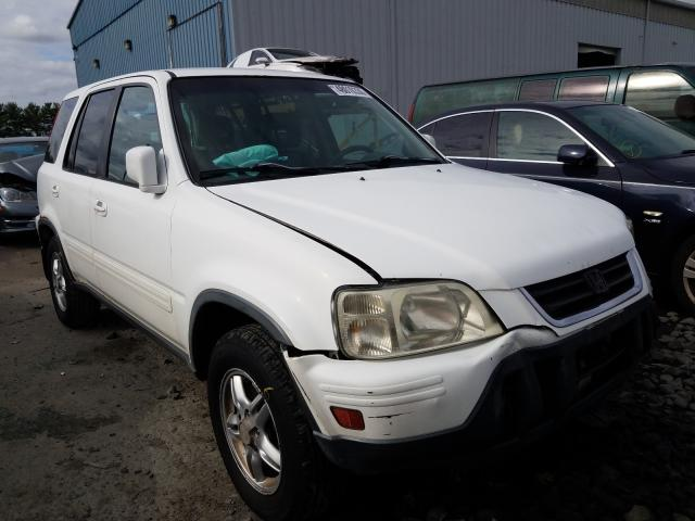 Honda CR-V SE salvage cars for sale: 2000 Honda CR-V SE