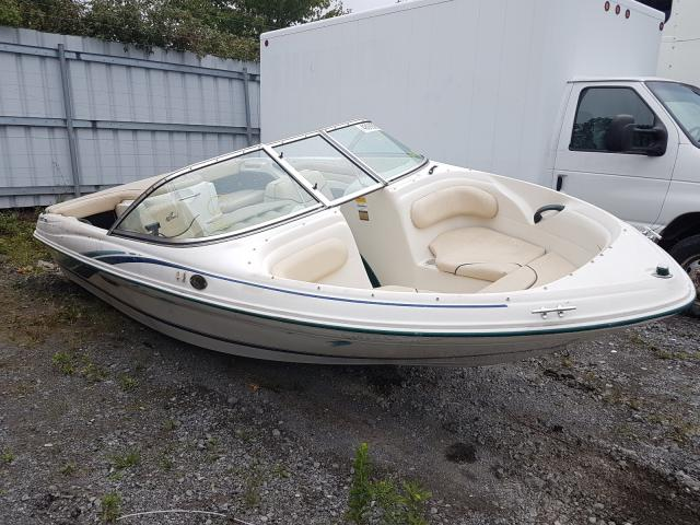 Salvage 1999 Sea Ray BOAT for sale