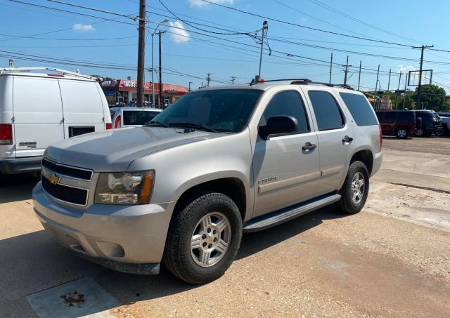 Chevrolet Tahoe C150 salvage cars for sale: 2007 Chevrolet Tahoe C150