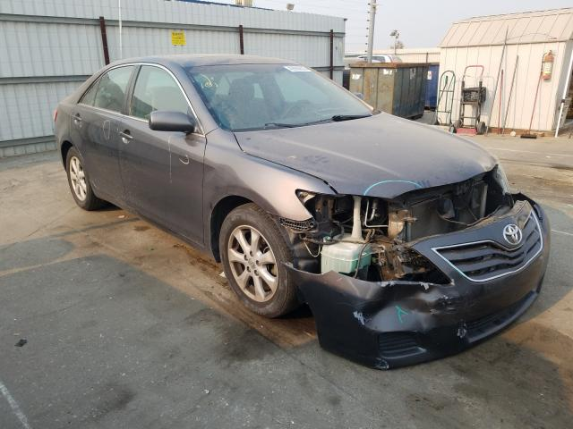 Salvage cars for sale from Copart Bakersfield, CA: 2011 Toyota Camry Base