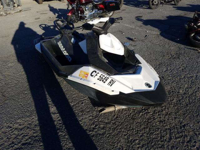 Salvage cars for sale from Copart Las Vegas, NV: 2014 BOM Seadoo