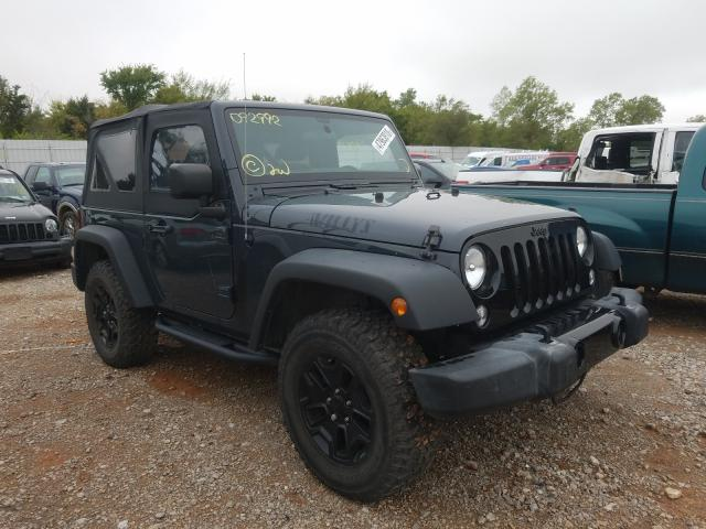 Jeep Wrangler salvage cars for sale: 2017 Jeep Wrangler