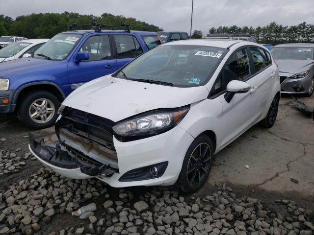 из сша 2015 Ford Fiesta Se 1.6L 3FADP4EJ0FM175186