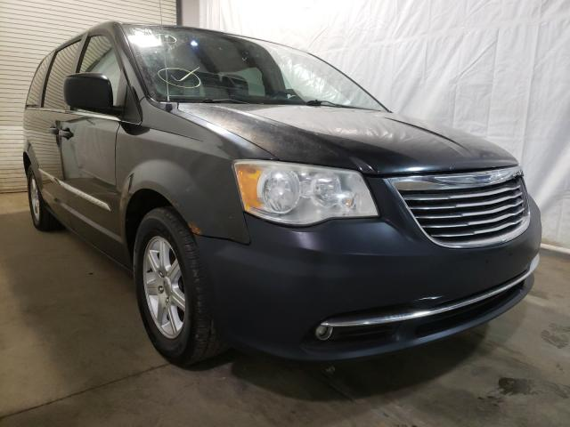Salvage cars for sale from Copart Central Square, NY: 2012 Chrysler Town & Country