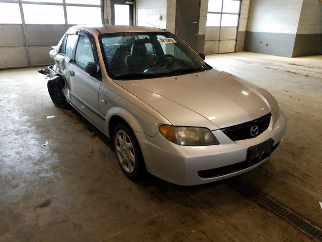 Mazda salvage cars for sale: 2003 Mazda Protege DX