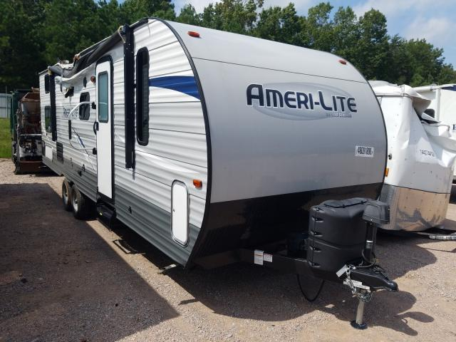 Gulf Stream Amerilite salvage cars for sale: 2019 Gulf Stream Amerilite