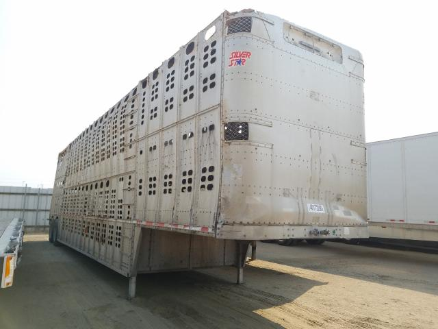 Wilson salvage cars for sale: 2000 Wilson Trailer