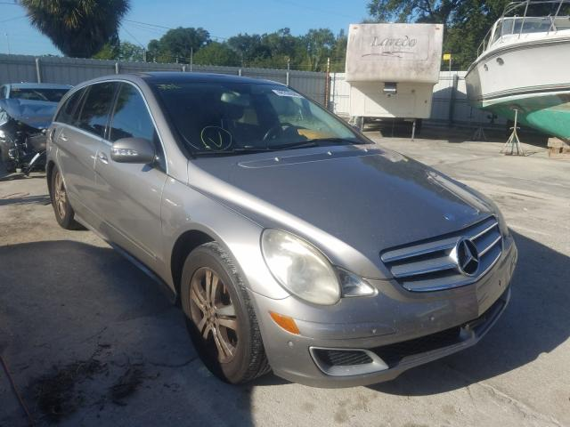 Salvage cars for sale from Copart Punta Gorda, FL: 2006 Mercedes-Benz R 500