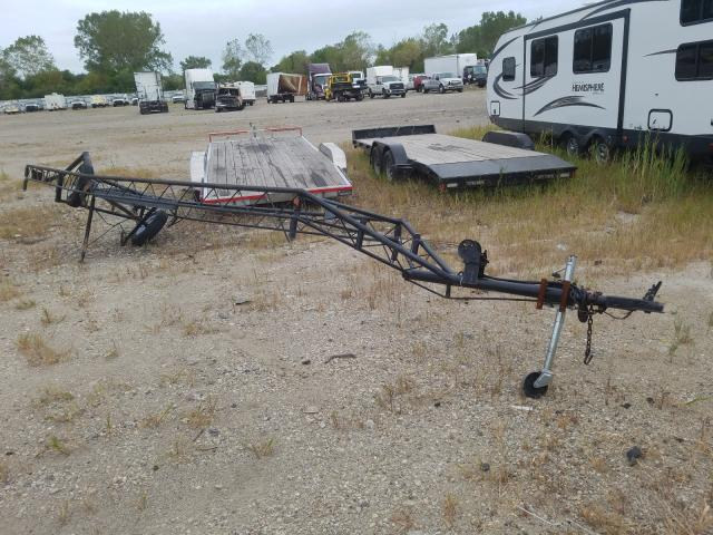 Salvage cars for sale from Copart Elgin, IL: 1997 Hoos Trailer