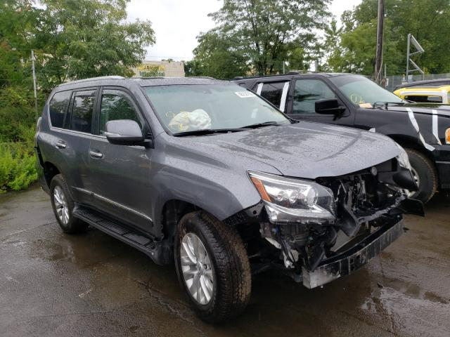 Salvage cars for sale from Copart Marlboro, NY: 2019 Lexus GX 460