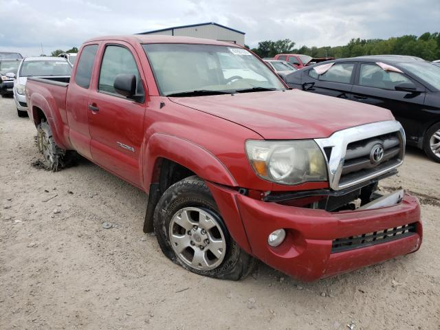 Salvage cars for sale from Copart Louisville, KY: 2010 Toyota Tacoma ACC