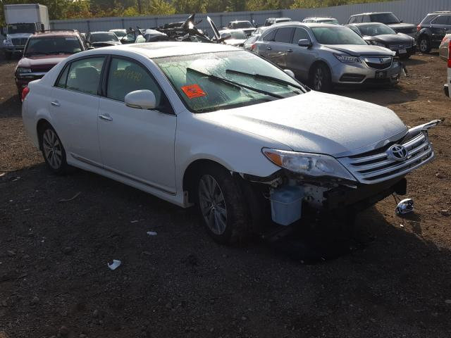 Salvage cars for sale from Copart Columbia Station, OH: 2012 Toyota Avalon Base