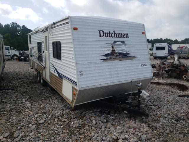 Dutchmen Vehiculos salvage en venta: 2006 Dutchmen Trailer
