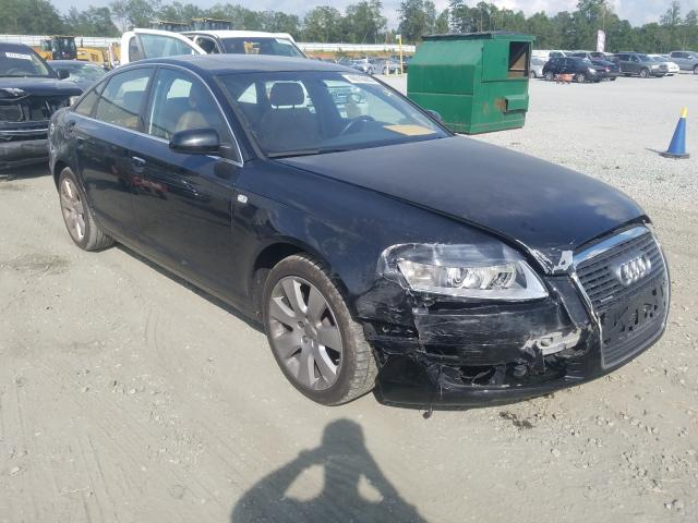 Salvage cars for sale from Copart Spartanburg, SC: 2006 Audi A6 4.2 Quattro