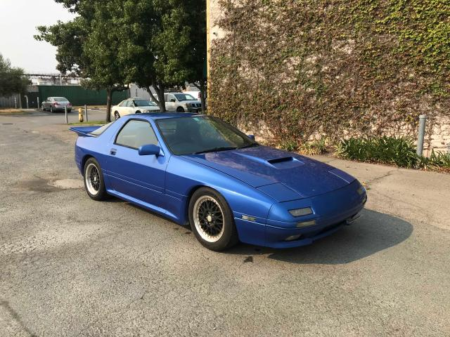 Salvage cars for sale from Copart Hayward, CA: 1991 Mazda RX7