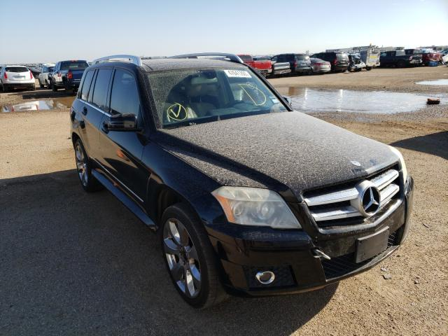 Salvage cars for sale from Copart Amarillo, TX: 2010 Mercedes-Benz GLK 350