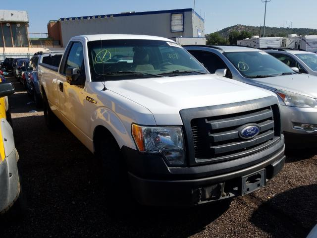 Salvage cars for sale from Copart Colorado Springs, CO: 2010 Ford F150