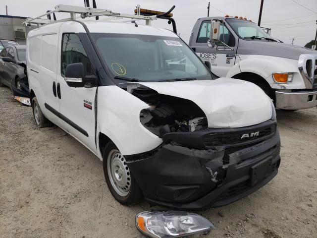Salvage cars for sale from Copart Los Angeles, CA: 2019 Dodge RAM Promaster