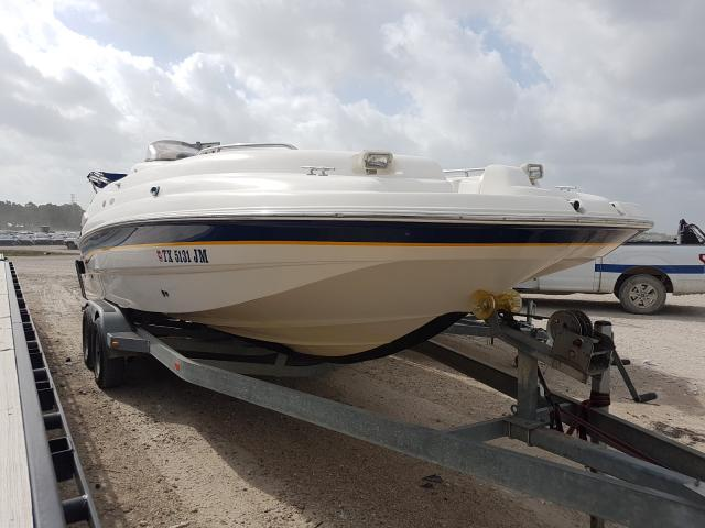 Salvage 2001 Chapparal BOAT for sale