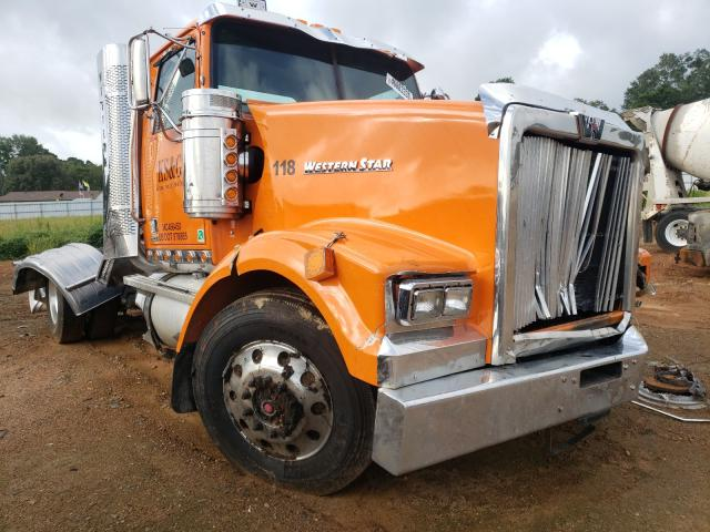 Western Star salvage cars for sale: 2018 Western Star Convention