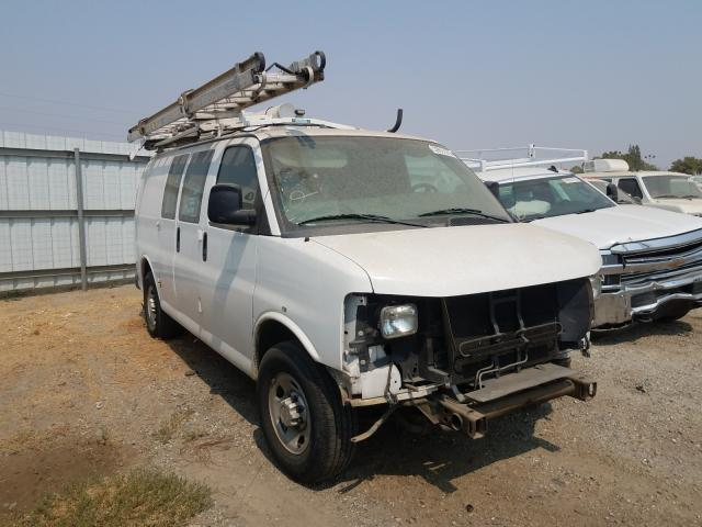 Chevrolet Express G2 salvage cars for sale: 2013 Chevrolet Express G2