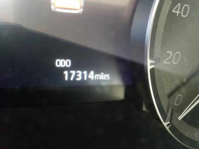 2020 Toyota HIGHLANDER | Vin: 5TDGZRAH2LS503141