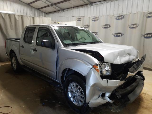 Salvage cars for sale from Copart Tifton, GA: 2017 Nissan Frontier S