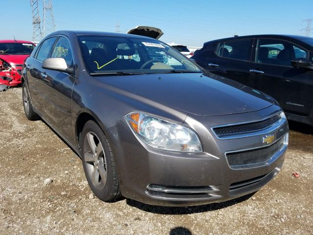 Chevrolet Malibu salvage cars for sale: 2012 Chevrolet Malibu