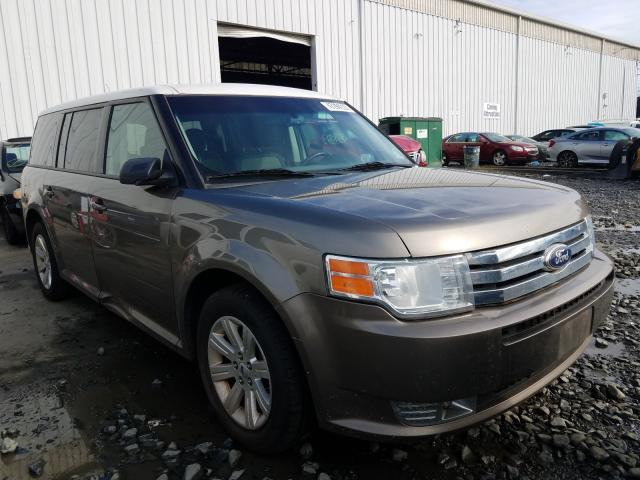 Salvage cars for sale from Copart Windsor, NJ: 2012 Ford Flex SE
