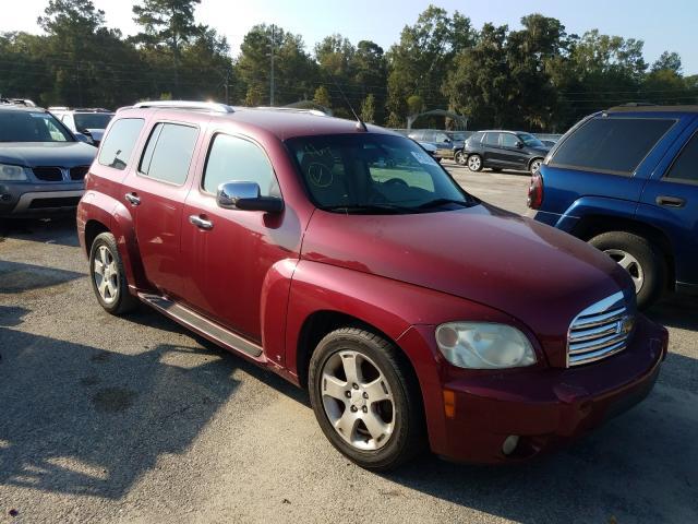 Salvage cars for sale from Copart Savannah, GA: 2006 Chevrolet HHR LT