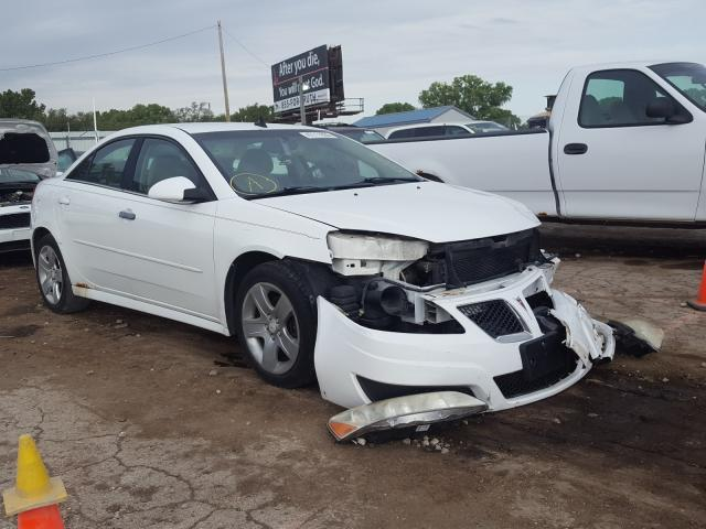 Pontiac G6 salvage cars for sale: 2010 Pontiac G6