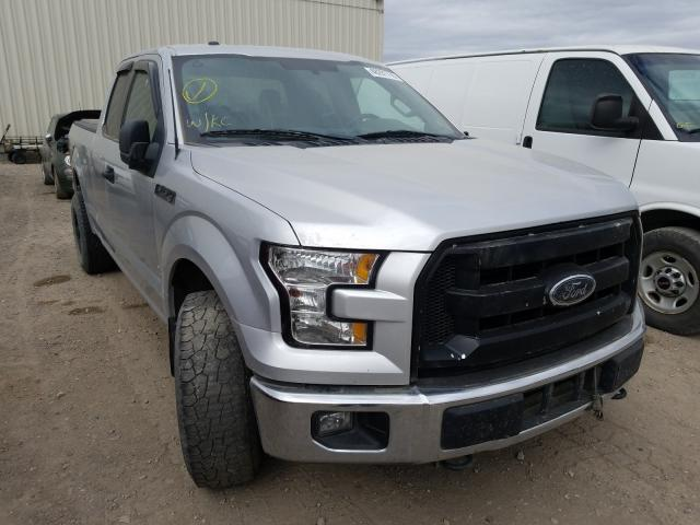 Ford F150 Super salvage cars for sale: 2015 Ford F150 Super