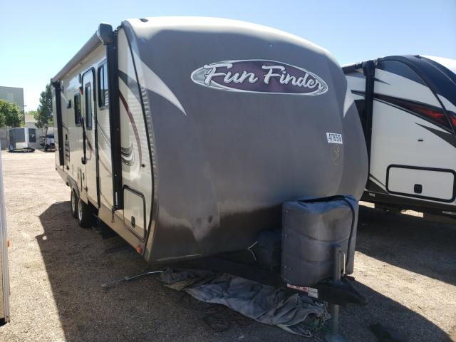 Fabr salvage cars for sale: 2013 Fabr Fun Finder