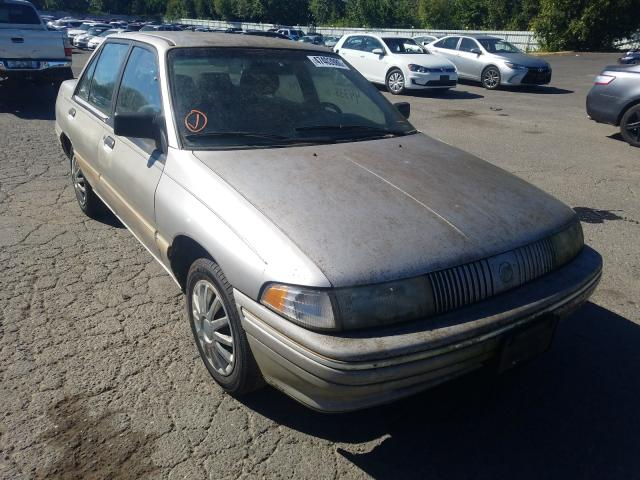 Mercury salvage cars for sale: 1992 Mercury Tracer