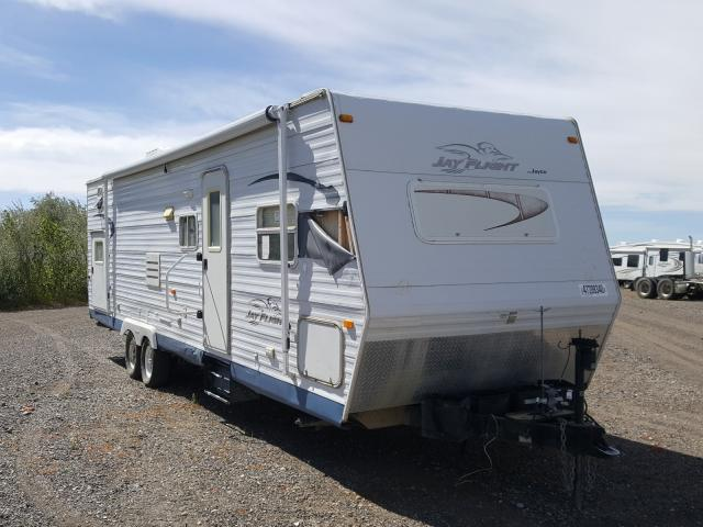 Jayco JAY Flight salvage cars for sale: 2005 Jayco JAY Flight