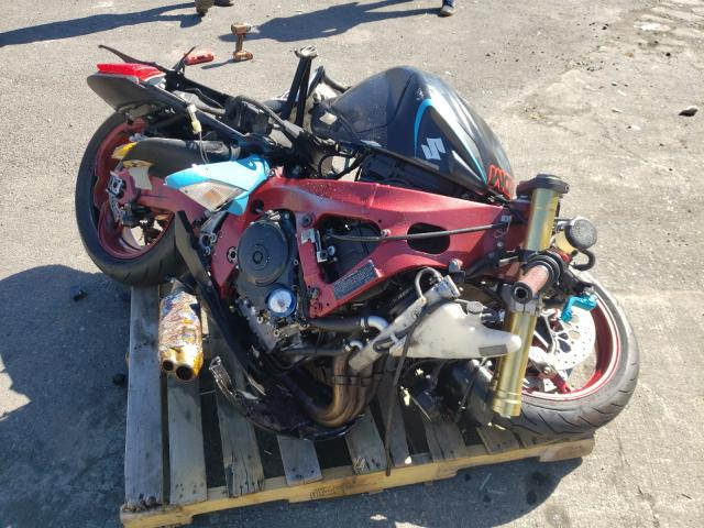 Suzuki GSX750 salvage cars for sale: 2011 Suzuki GSX750