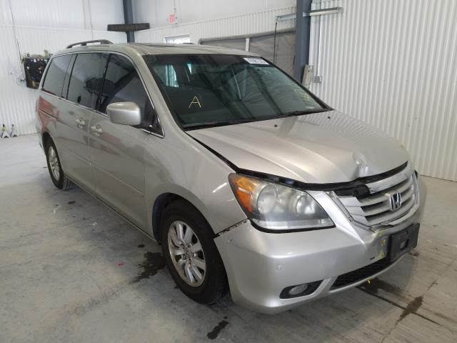 Honda Odyssey TO salvage cars for sale: 2008 Honda Odyssey TO