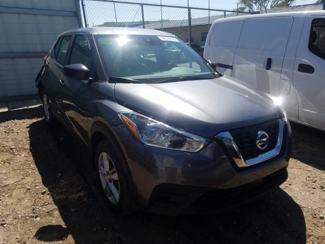 Nissan Kicks S salvage cars for sale: 2020 Nissan Kicks S