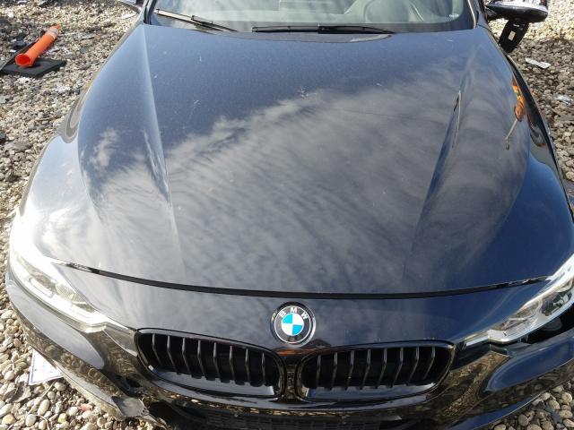 2016 BMW 3 series | Vin: WBA8B7G5XGNT95757