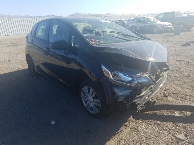 Honda FIT LX salvage cars for sale: 2016 Honda FIT LX
