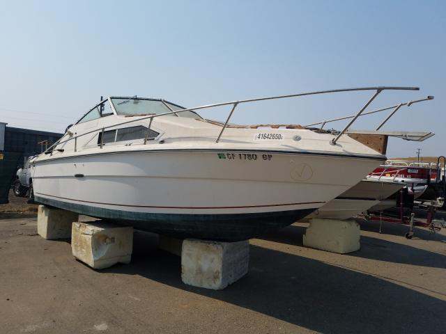 Sea Ray salvage cars for sale: 1980 Sea Ray Boat