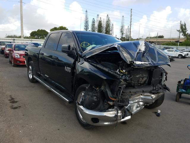 Salvage cars for sale from Copart Miami, FL: 2016 Dodge RAM 1500 ST