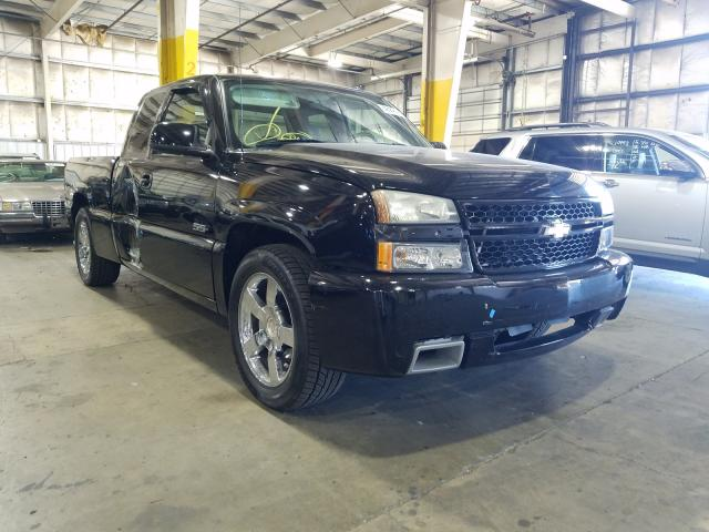 Salvage cars for sale from Copart Woodburn, OR: 2006 Chevrolet Silverado