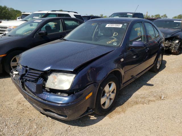 salvage certificate 2003 volkswagen jetta sedan 4d 2 0l for sale in pekin il 47097080 a better bid car auctions