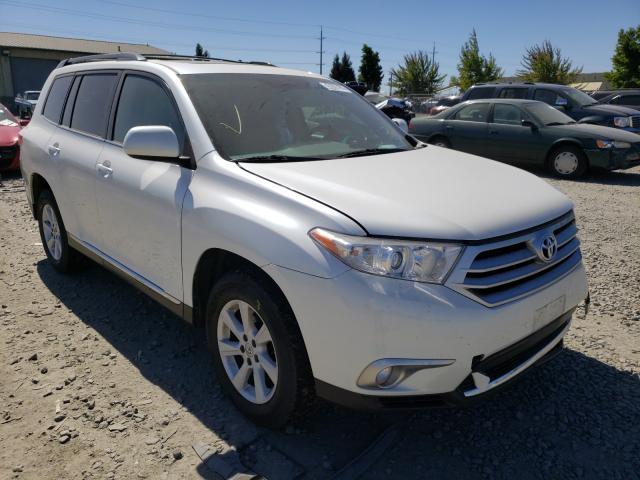 Vehiculos salvage en venta de Copart Eugene, OR: 2012 Toyota Highlander
