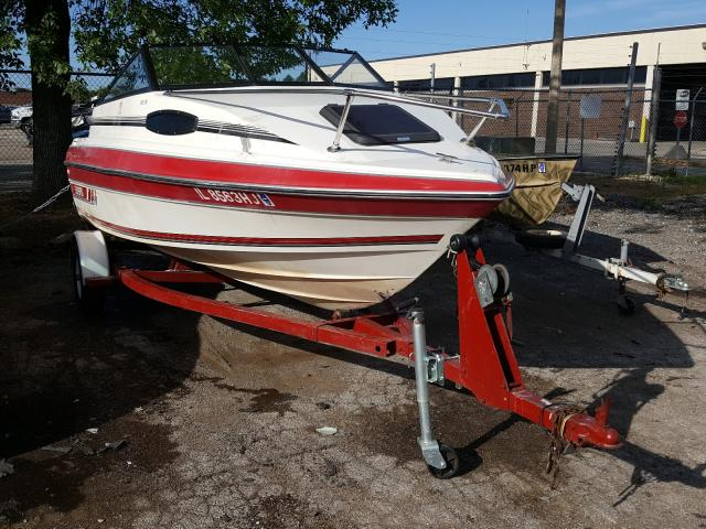 Salvage 1990 Sunbird SPL 174 for sale